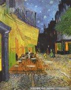 梵高风景油画作品9 超高清大图下载