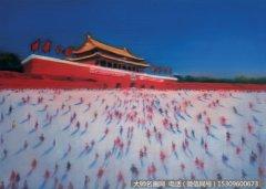 靳尚谊油画作品20 高清图片下载