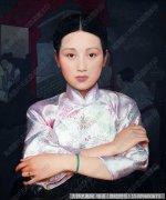 王沂东人物油画作品10 高清图片下载
