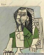毕加索油画作品25 高清图片下载