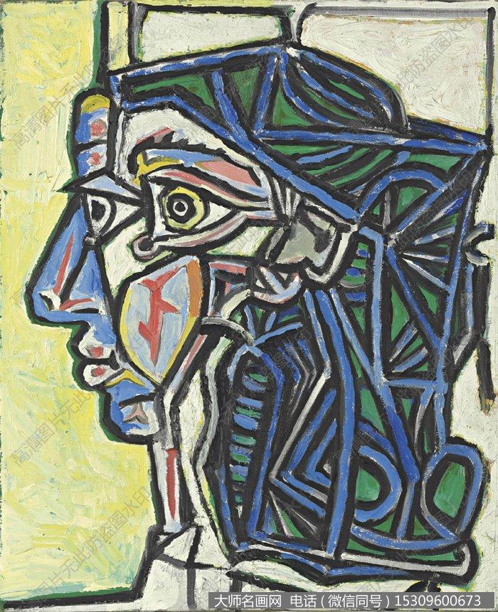 毕加索作品价格_毕加索油画作品26 超高清大图下载_大师名画网