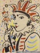 毕加索油画作品30 高清图片下载