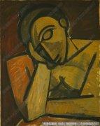 毕加索油画作品32 高清图片下载
