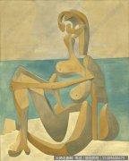 毕加索油画作品33 高清图片下载