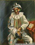 毕加索油画作品34 高清图片下载