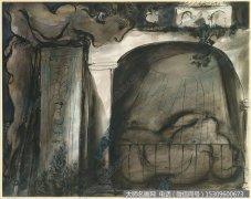 毕加索油画作品38 高清图片下载