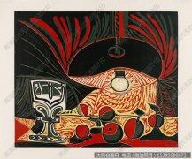 毕加索油画作品40 高清图片下载