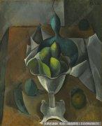 毕加索油画作品43 高清图片下载