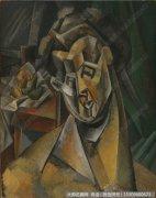 毕加索油画作品44 高清图片下载