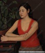 杨飞云油画作品10 平光 高清图片下载