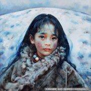 艾轩人物油画作品25 高清图片下载
