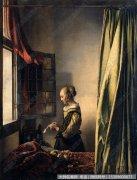 维米尔人物油画作品23 高清图片下载