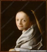 维米尔人物油画作品24 高清图片下载