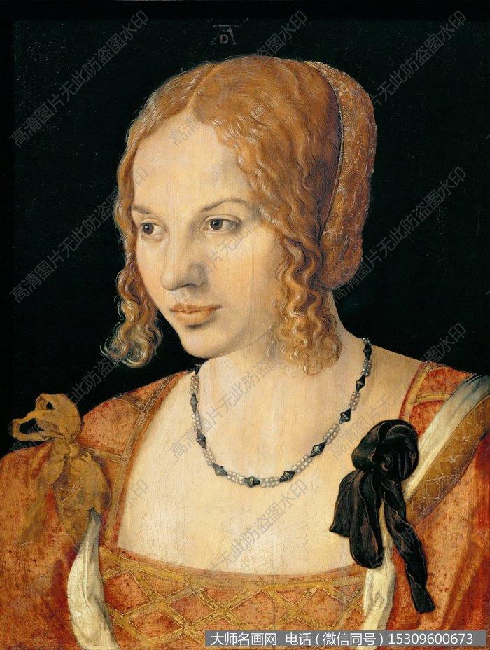 丟勒人物油畫作品12 高清圖片下載