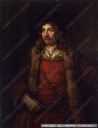 伦勃朗人物油画作品40 高清图片下载