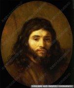 伦勃朗人物油画作品41 高清图片下载