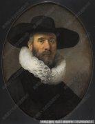 伦勃朗人物油画作品43 高清图片下载