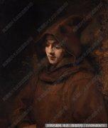 伦勃朗人物油画作品44 高清图片下载