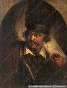 伦勃朗人物油画作品45 高清图片下载