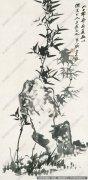 张大千国画作品33 高清图片下载