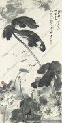 张大千国画作品42 高清图片下载