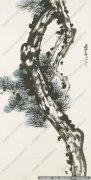 张大千国画作品43 高清图片下载