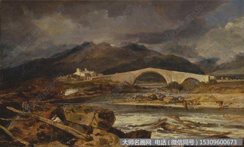 透纳风景油画作品21 高清图片下载_大师名画网