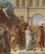 安格尔油画作品39 高清图片下载