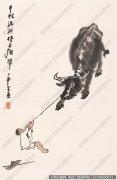 李可染国画作品55 高清图片下载