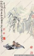 李可染国画作品56 高清图片下载
