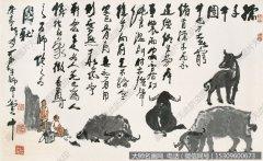 李可染国画作品60 高清图片下载