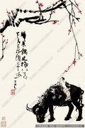 李可染国画作品61 高清图片下载