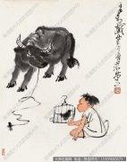 李可染国画作品63 高清图片下载