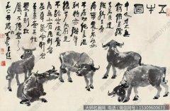 李可染国画作品66 高清图片下载