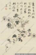 张大千国画作品 54 高清图片下载