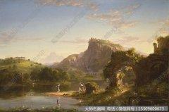 比尔史伯特油画作品24 高清图片下载