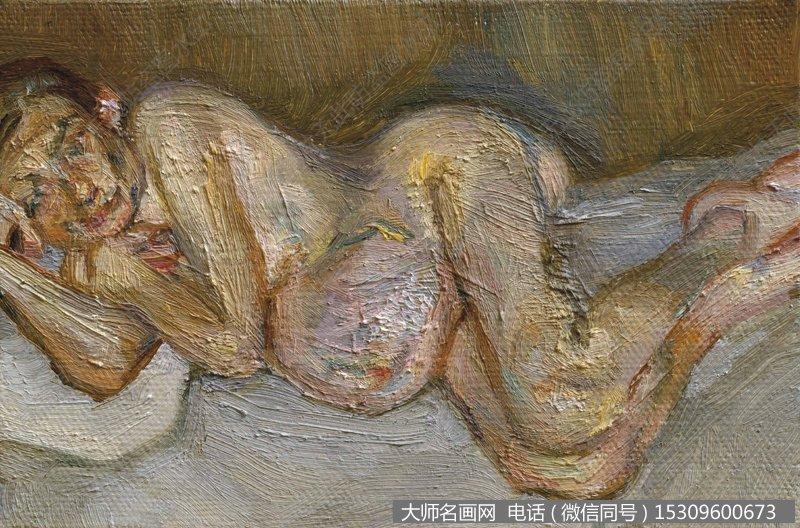 弗洛伊德 人体油画作品33 高清图片下载_大师名画网