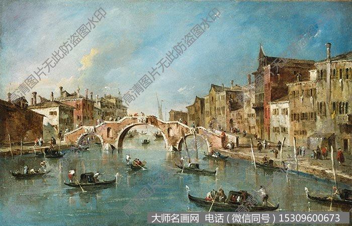 古典风景油画 高清大图49下载