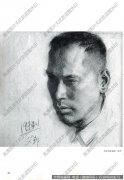 艾轩素描《人物头像素描》高清名画大图下载