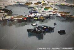 吴冠中 油画作品高清160下载